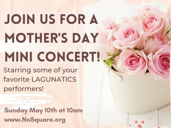 Free Mother's Day Concert!