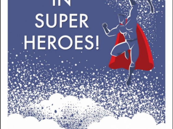 """I Believe in Superheroes"" Winning Poems from the 22nd Annual John Gardiner Poetry Contest"