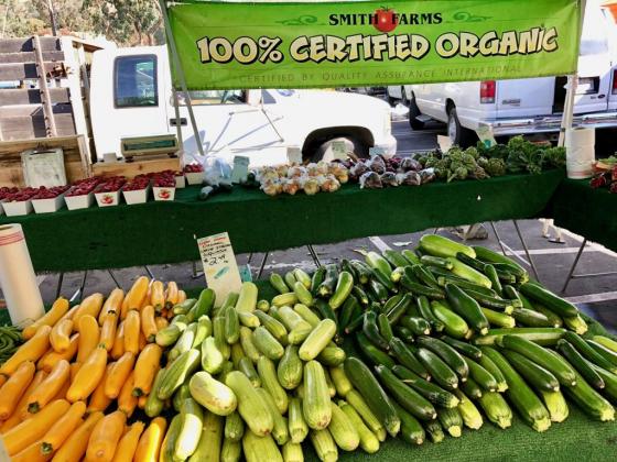 Farmers Market Feeds the Soul