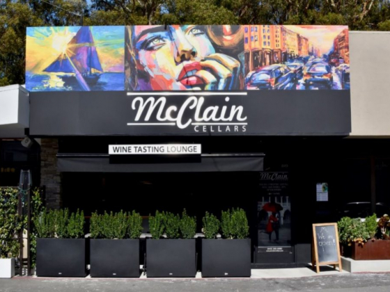 Happy Hour: McClain Cellars