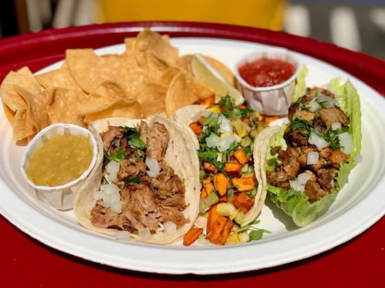 Taco Tuesday in Laguna Beach