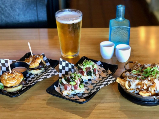 Happy Hour: Gu Ramen - Taps and Tapas