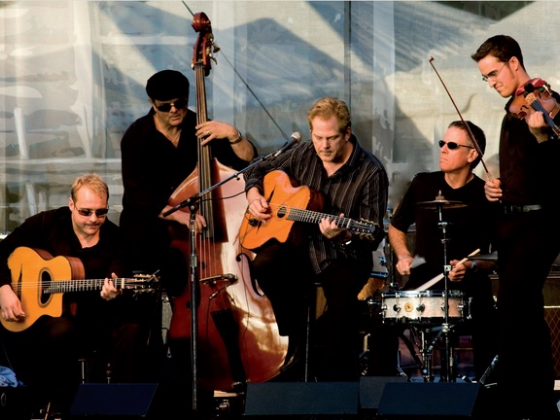 John Jorgenson Quintet at Laguna Beach Live!
