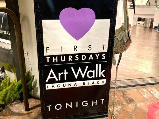 Art Walk February Gallery