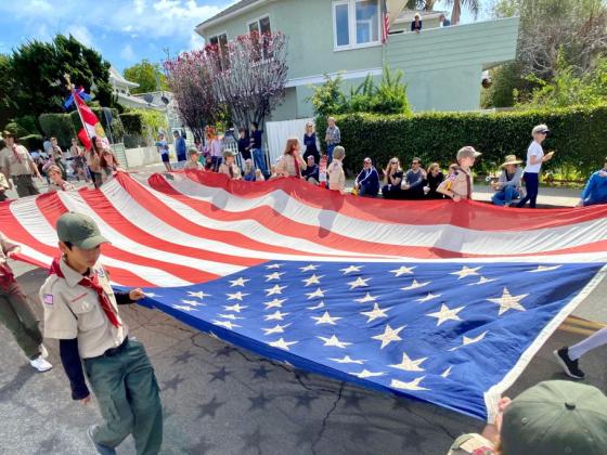 2020 Patriot's Day Parade - PHOTOS